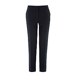 Warehouse - Tailored jacquard trousers