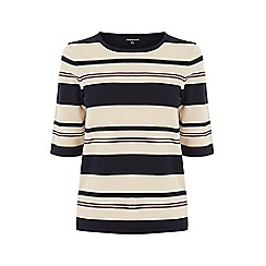 Warehouse - Graduated stripe jumper