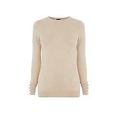 Warehouse - Button shoulder jumper
