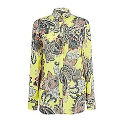 Warehouse - Paisley printed shirt