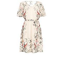 Warehouse - Placement bird dress