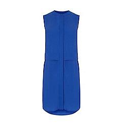 Warehouse - Sleeveless shirt dress