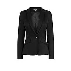 Warehouse - Stab stitch tailored blazer