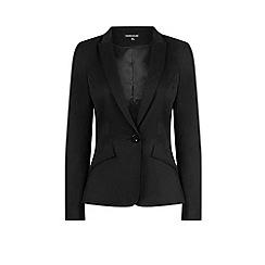 Warehouse - Stab stitch tailored blazer