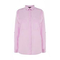 Warehouse - Relaxed light weight shirt