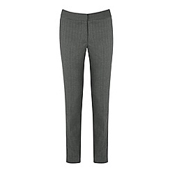 Warehouse - Pinstripe detail trousers