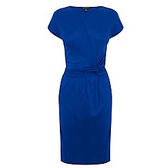 Warehouse - Twist detail day dress