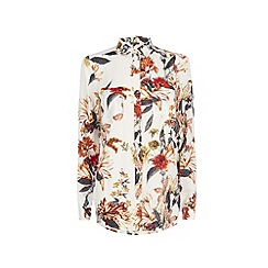 Warehouse - Summer floral shirt