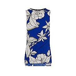 Warehouse - Impact floral vest