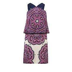 Warehouse - Paisley cami dress