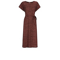 Warehouse - Space dye belted dress