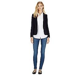Warehouse - Textured tailored blazer