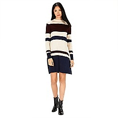 Warehouse - Stripe swing dress