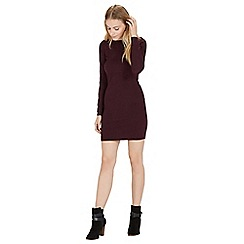 Warehouse - Textured dress
