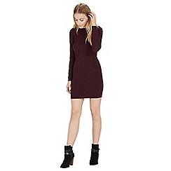 Warehouse - Textured dress
