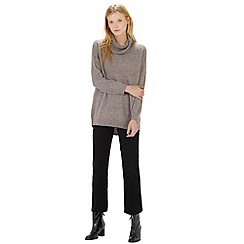 Warehouse - Textured slouchy jumper
