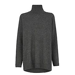 Warehouse - Cowl slouchy jumper