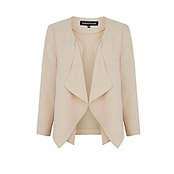 Warehouse - Double draped jacket