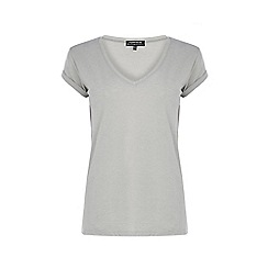 Warehouse - V neck bf tee