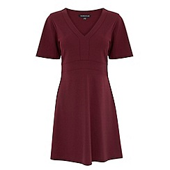 Warehouse - Angel sleeve dress