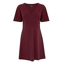 Warehouse - Angel sleeve dress