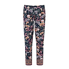 Warehouse - Border floral trouser