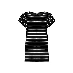 Warehouse - Block stripe boyfriend tee