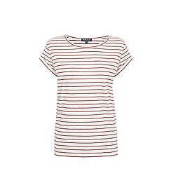Warehouse - Stripe boyfriend tee