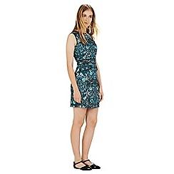 Warehouse - Paisley printed dress