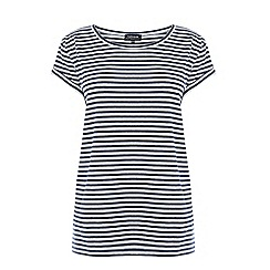 Warehouse - Mini stripe boyfriend tee