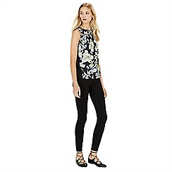 Warehouse - Pretty floral print shell top