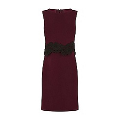 Warehouse - Guipure lace dress