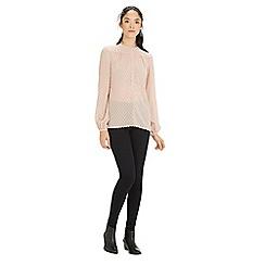 Warehouse - Jacquard blouse