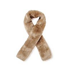 Warehouse - Faux fur stole