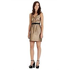 Warehouse - Jacquard prom dress