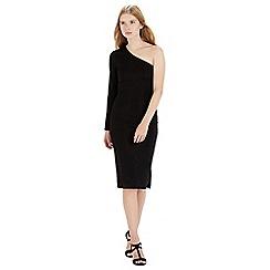 Warehouse - One shoulder dress