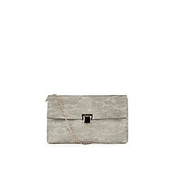 Warehouse - Oversized slouchy clutch