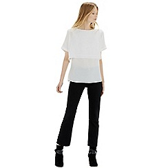 Warehouse - Cape back top