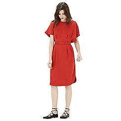 Warehouse - Belted dress