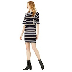 Warehouse - Stripe jumper dress