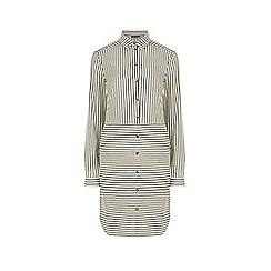 Warehouse - Stripe shirt dress