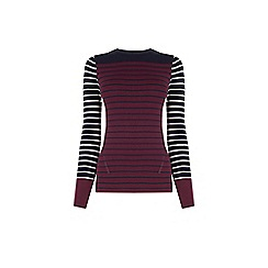 Warehouse - Breton stripe jumper
