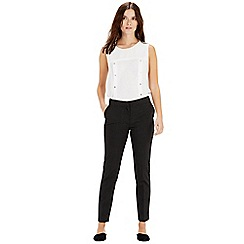Warehouse - Pinspot slim leg trousers