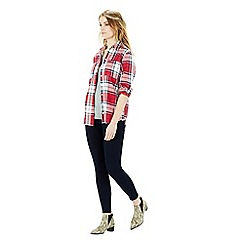 Warehouse - Casual checked shirt