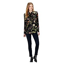 Warehouse - Scatter floral shirt