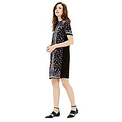 Warehouse - Paisley placement dress