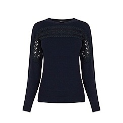 Warehouse - Lace applique jumper