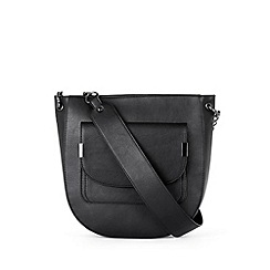 Warehouse - Mini half moon tote