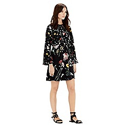 Warehouse - Scatter floral dress