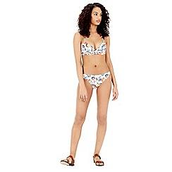 Warehouse - Floral Bikini Bottom